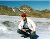 Innsbruck on the glacier