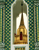 Bangkok Temple detail