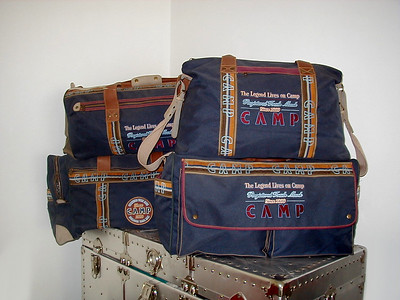 Accessories travel bags etc.