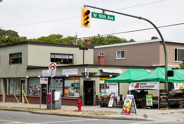 Corner Store on W 16 th