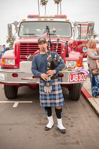 Fireman's Breakfast & Memorial Day Services