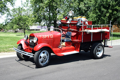 SPFD ANTIQUE   PRIVATE OWNER