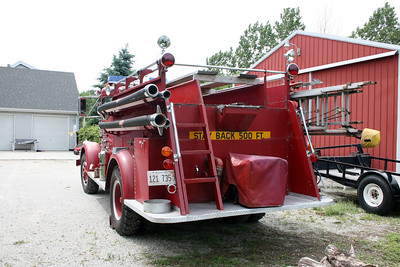 MT UNION FD IA  ENGINE  FWD  REAR VIEW