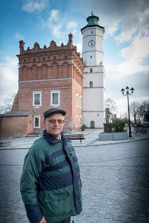 Old Town, Sandomierz, Poland