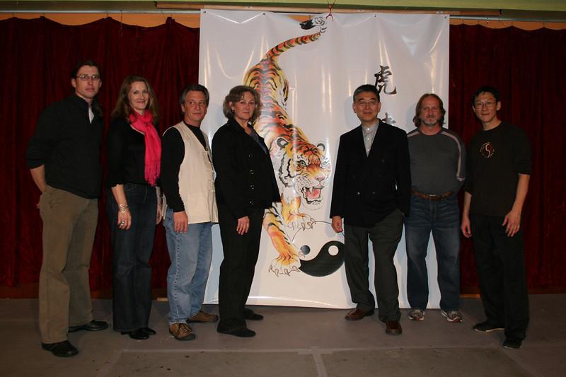 Shreveport Black Belts. Chinese New Year 2010