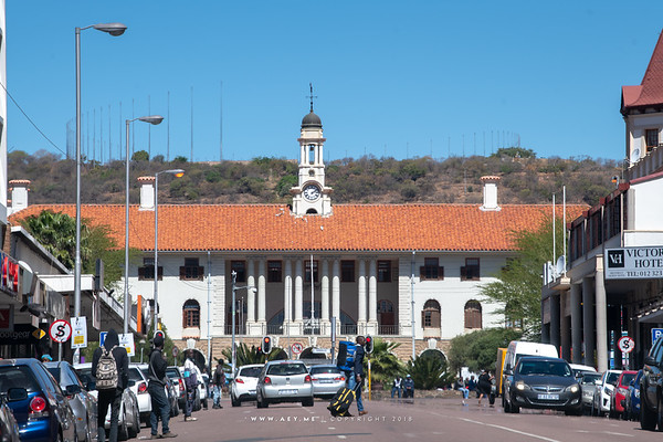 Pretoria Railway Station