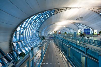 Suvarnabhumi International Airport