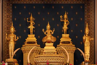 The Guardian Spirits, Bangkok City Pillar Shrine