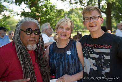 20160710 001 Black Lives Matter Rally Wynnewood