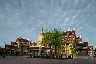 Time Lapse - Wat Ratchabophit 1
