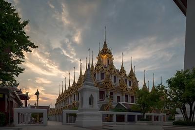 Time Lapse - Wat Ratchanatdaram 1
