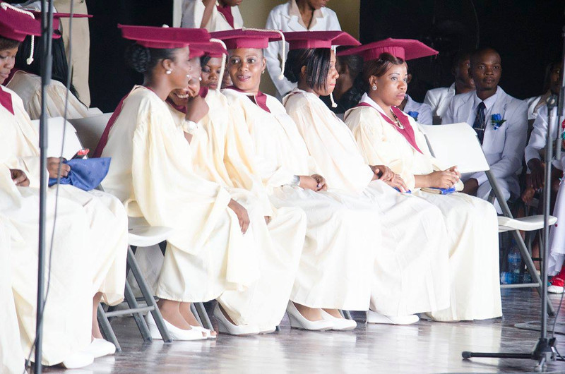 80 youth  (77 girls and 3 boys) graduated from a vocational training program in August 2016 at the Municipal Palace of Delmas. These young people were trained in hair styline, cooking cosmetology and office IT. The training took place at the Lighthouse Community Training Centre in Cite Soleil through PRODEPUR. <br /> <br /> The project is funded by the World Bank, BMPAD and PADF.