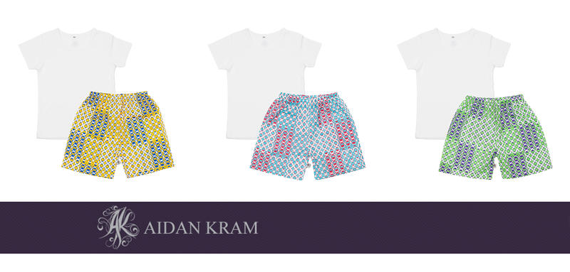 Aidan Kram, business shirts, sleepwear, 100% cotton, Singapore, watorafy