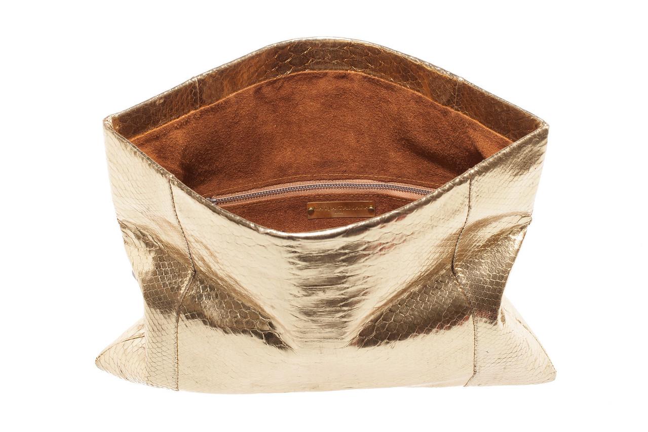 Katja Tamara Python Leather Clutch, http://www.katjatamara.com