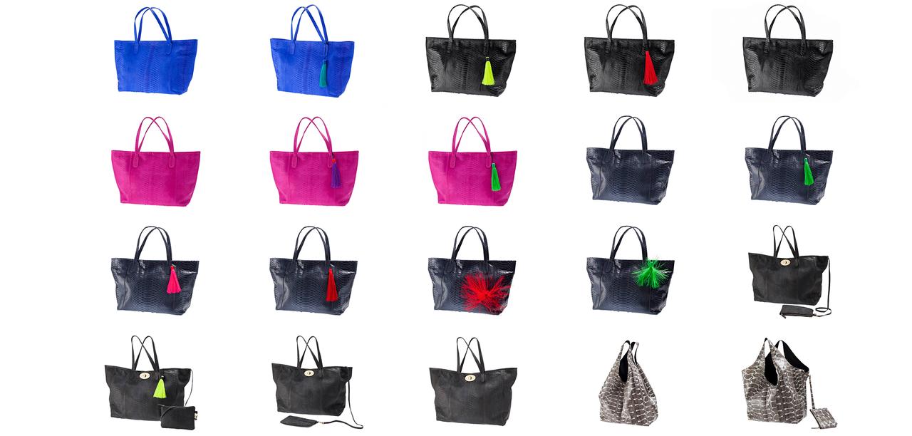 Katja Tamara Leather Tote Bag, http://www.katjatamara.com