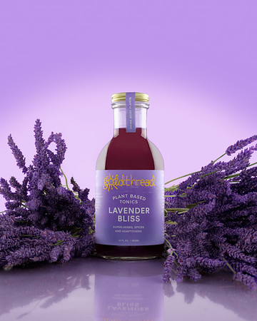 Goldthread Drink - Lavender