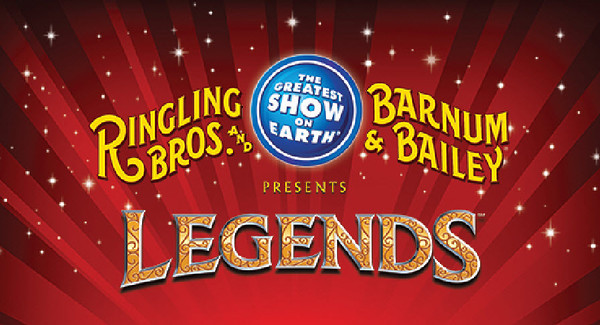 Ringling Brothers Circus 2014