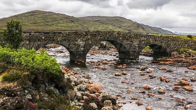 Random Bridge in Scotland