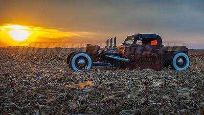 RatRod Sunset