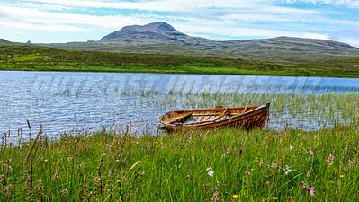 Loche in Scotland