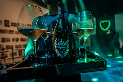Dom Perignon Anniversary Party, Red Hook Brooklyn