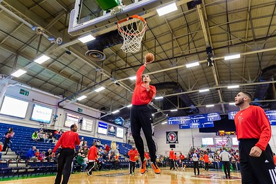 Maine Red Claws NBA D Basketball 2013-14 regular season contest against the Springfield Armor.Portland Exposition Building, Portland, Maine, USA. Photo: Michael McSweeney.