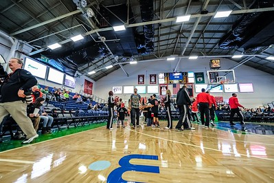 Maine Red Claws NBA D Basketball 2013-14 regular season contest against the Tulsa 66ers on 1/5/2014. Portland Exposition Building, Portland, Maine, USA. Photo: Michael McSweeney.