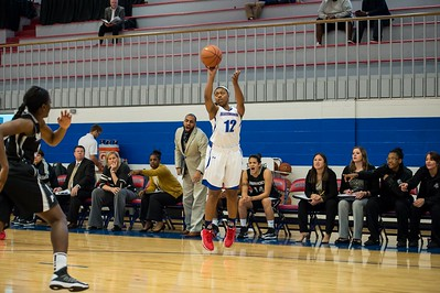 UMass Lowell River Hawks first ever NCAA Division I Women's Basketball game