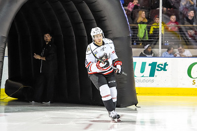 Portland Pirates regular season contest against the Providence Bruins at the Cross Insurance Arena in Portland, Maine on 4/1/2016. (Photo by Michael McSweeney/Portland Pirates)