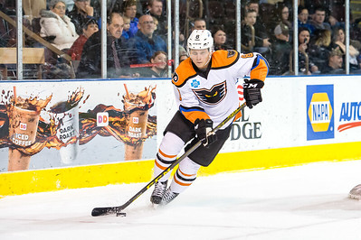 Portland Pirates regular season contest against the Lehigh Valley Phantoms at the Cross Insurance Arena in Portland, Maine on 1/2/2016. (Photo by Michael McSweeney/Portland Pirates)