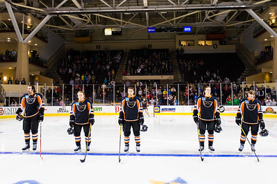 Military Appreciation Night. Portland Pirates vs. Lehigh Valley Phantoms. Cross Insurance Arena. Portland, Maine on 11/8/2014. (Photo by Michael McSweeney/Portland Pirates)