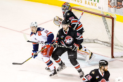Portland Pirates regular season contest against the Hartford Wolf Pack at the Cross Insurance Arena in Portland, Maine on 3/13/2016. (Photo by Michael McSweeney/Portland Pirates)