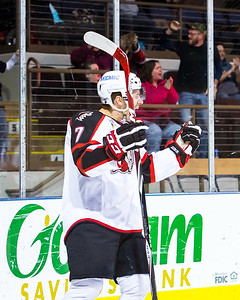 Portland Pirates vs. Worcester Sharks at the Cross Insurance Arena in Portland, Maine on 12/20/2014. (Photo by Michael McSweeney/Portland Pirates)