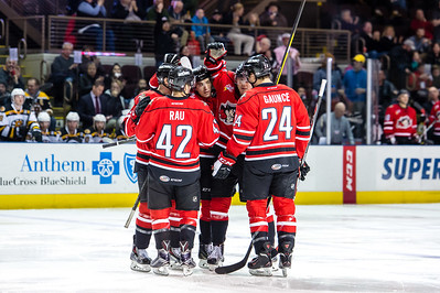 Portland Pirates regular season contest against the Providence Bruins at the Cross Insurance Arena in Portland, Maine on 12/22/2015. (Photo by Michael McSweeney/Portland Pirates)
