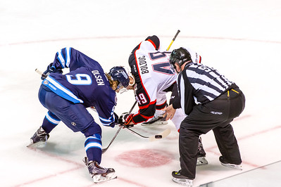 Pirates regular season contest vs. the St. John's IceCaps at the Cross Insurance Arena in Portland, Maine on 2/22/2015. (Photo by Michael McSweeney/Portland Pirates)