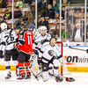 Eastern Conference Quarterfinals, Game 2. Portland Pirates vs. the Manchester Monarchs at the Verizon Wireless Arena in Manchester , New Hampshire on 4/25/2015. (Photo by Michael McSweeney/Portland Pirates)