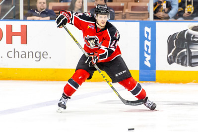 Eastern Conference Quarterfinals. Game 2. Portland Pirates vs. Manchester Monarchs at the Verizon Wireless Center in Manchester, New Hampshire on 4/25/2015. (Photo by Michael McSweeney/Portland Pirates)