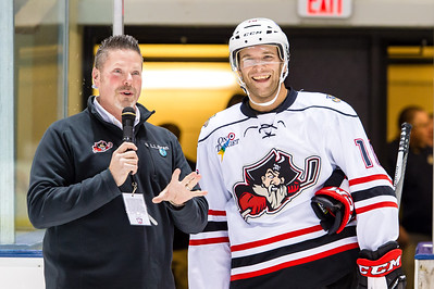 Portland Pirates regular season contest against the Albany Devils at the Cross Insurance Arena in Portland, Maine on 10/23/2015. (Photo by Michael McSweeney/Portland Pirates)