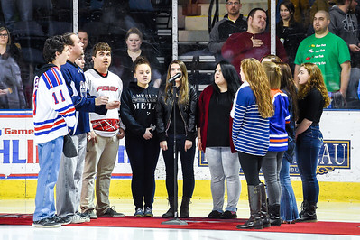 Portland Pirates regular season contest against the Springfield Falcons at the Cross Insurance Arena in Portland, Maine on 3/26/2016. (Photo by Michael McSweeney/Portland Pirates)