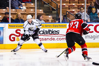 Portland Pirates vs. Manchester Monarchs at the Verizon Wireless Center in Manchester, New Hampshire on 12/28/2014. (Photo by Michael McSweeney/Portland Pirates)