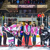 Portland Pirates vs. Manchester Monarchs in VIP Cup action at the Cross Insurance Arena in Portland, Maine on 2/28/2015. (Photo by Michael McSweeney/Portland Pirates)
