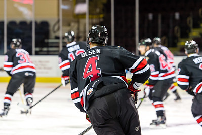 Portland Pirates regular season contest against the Rochester Americans at the Cross Insurance Arena in Portland, Maine on 10/31/2015. (Photo by Michael McSweeney/Portland Pirates)