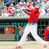 February 28, 2011; The Philadelphia Phillies'  played the Detroit Tigers during the their Spring Training season at Bright House Field in Clear Water, Fla. The Tigers'  won, 6-2<br /> Photos by Donald B. Kravitz