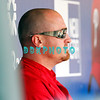 28 September 2008: Philadelphia Phillie's pitcher Brett Myers (39) relaxes in the dugout in the last game of the regular seanson in the game against the Philadelphia Phillies. Philadelphia went on to win defeating the Nationals 8-3 in Citizens Bank Stadium in Philadelphia, PA