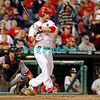 September 19, 2011, Philadelphia, Pennsylvania, U.S. ROSS GLOAD, #7 outfielder of the Phillie's in action during the game between the Phillie's and the St. Louis Cardinals at Citizens Bank Park, Philadelphia, PA. The Cardinals defeated the Phillie's 4-3.