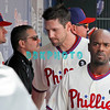 ROY OSWALT CLIFF LEE AND JIMMY ROLLINS