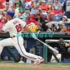 September 15,2011 - Philadelphia, Pennsylvania, U.S. - Philadelphia Phillie's RAUL IBANEZ, #29 outfielder of the Phillie's,  in action during the game between the Phillie's and the Marlins at Citizens Bank Park, Philadelphia, PA. The Phillie's defeated the Marlins 3-1.