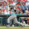 September 15,2011 - Philadelphia, Pennsylvania, U.S. - Florida Marlins 2nd baseman, OMAR INFANTE #13  in action during the game between the Phillie's and the Marlins at Citizens Bank Park, Philadelphia, PA. The Phillie's defeated the Marlins 3-1.