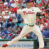 September 15,2011 - Philadelphia, Pennsylvania, U.S. - Philadelphia Phillie's KYLE KENDRICK, #38 pitcher of the Phillie's, delivers a pitch during the game between the Phillie's and the Marlins at Citizens Bank Park, Philadelphia, PA. The Phillie's defeated the Marlins 3-1.