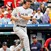 May 23, 2010  Boston Red Sox out fielder J.D. Drew #7